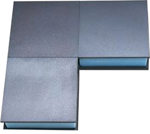 3620 series Double layer ferrite absorber tiles