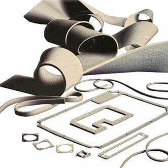 Geleidend schuim, EMI rubber & RFI platen