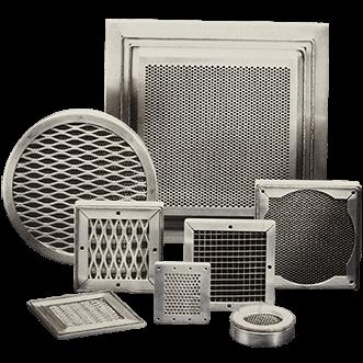 EMI - EMP ventilatie en anti-stof panelen