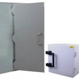 Faraday kooien, standaard & op maat EMI afgeschermde kasten