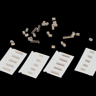 Geleidende siliconen PCB afscherming pakking