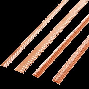 Ronde fingerstrips serie