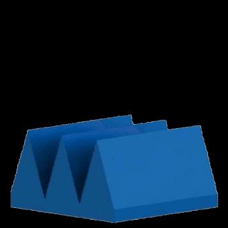 PU-schuim wigtegel absorbers