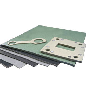 Geleidend rubber sheets
