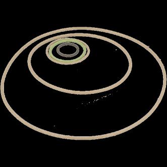 Geleidende O-ringen