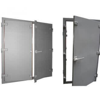 Kooi van Faraday deuren