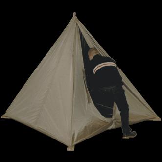 Afgeschermde Faraday tenten