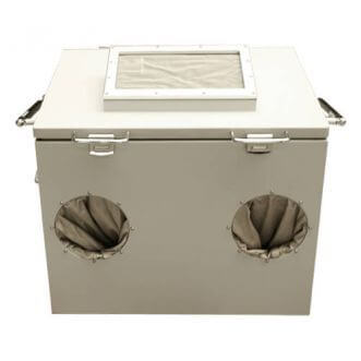 MPSB-50-40-40 - Medium performance shielded box