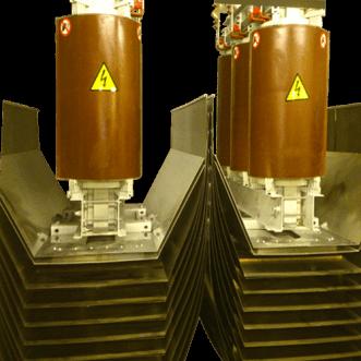 Transformator afscherming