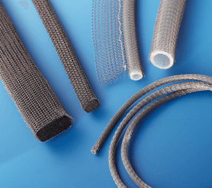 Metal knit EMI/RFI gasket round 2.5 mm diameters