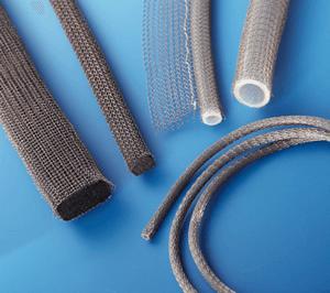 Metal knit EMI/RFI gasket round 4 mm diameters