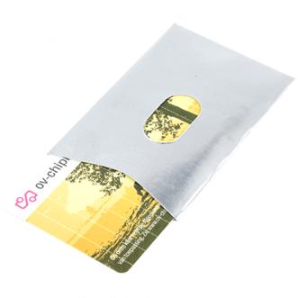 RFID pas afscherming