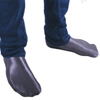 Shielding socks